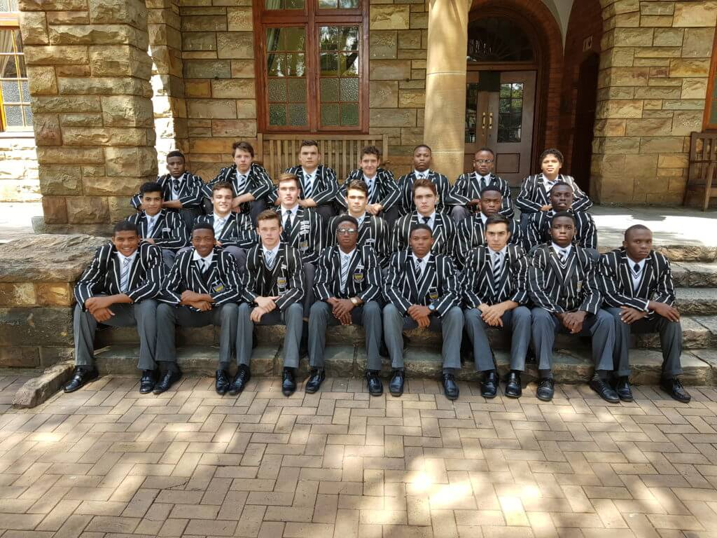 JEPPE HIGH SCHOOL FOR BOYS