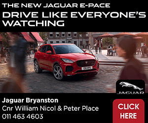 Jaguar Bryanston – Rectangle – Regional rectangle 2