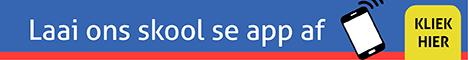 Laerskool Wesbank AWSUM Mobile App – After Post Banner